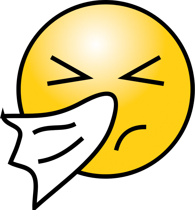 sneeze cartoon
