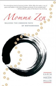 Momma Zen book cover